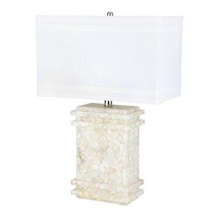 Pagan Alabaster 24 Table Lamp