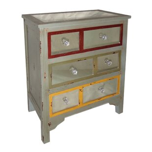 6 Drawer Accent Chest by Cheungs