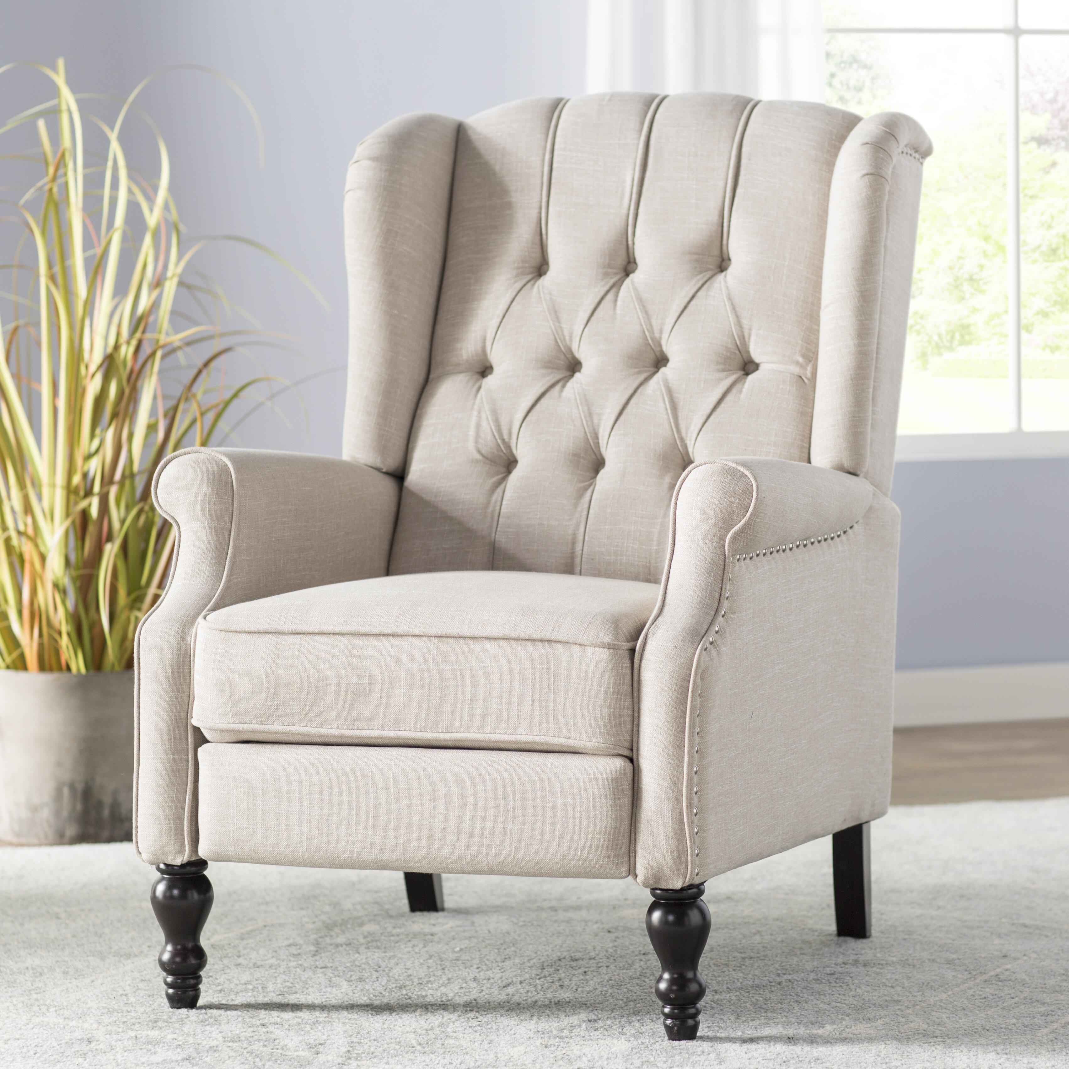 Andover mills leonie manual recliner reviews wayfair