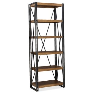 Rustique Etagere Bookcase by Hooker Furniture