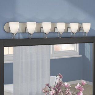 Andover Mills Merrillan 6-Light Vanity Light
