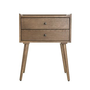 Waldon End Table with Storage by Serta at Home