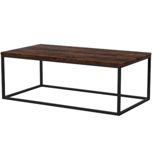Nevaeh Vintage Coffee Table By Williston Forge