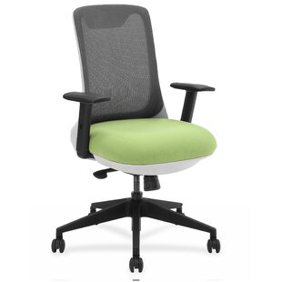Lorell Multifunction Mid-Back Mesh Desk Chair