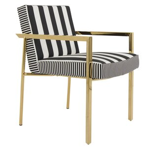 Upholstered Dining Chair by ModShop