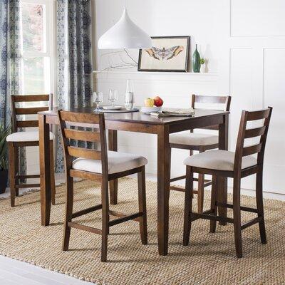Wonderful Hervey Bay 5 Piece Pub Table Set