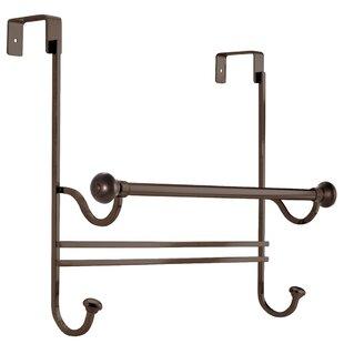 Rebrilliant Duff Over the Shower Door Towel Rack