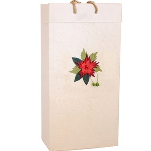 Flower Two Bottle Carrier