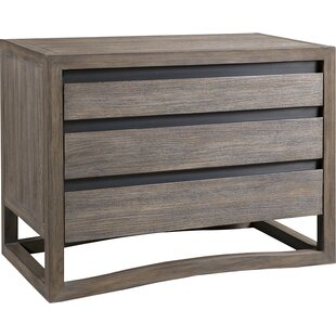 Dalton 3 Drawer Nightstand
