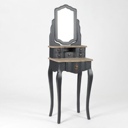 Schminktisch Tyron mit Spiegel Maison Alouette | Schlafzimmer > Kommoden | Maison Alouette