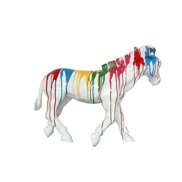 Zebra Sculpture Wayfair