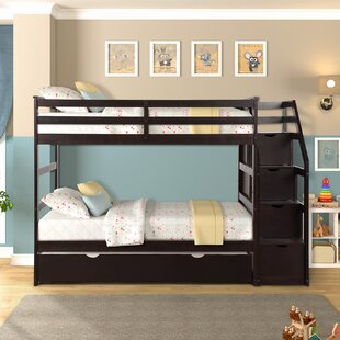 Landseer Twin over Twin Bed with 4 Drawers