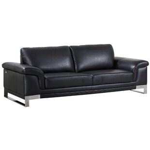 Hawkesbury Common Leather Sofa