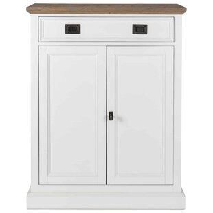 Cardiff 1 Drawer Combi Chest By Richmond Interiors