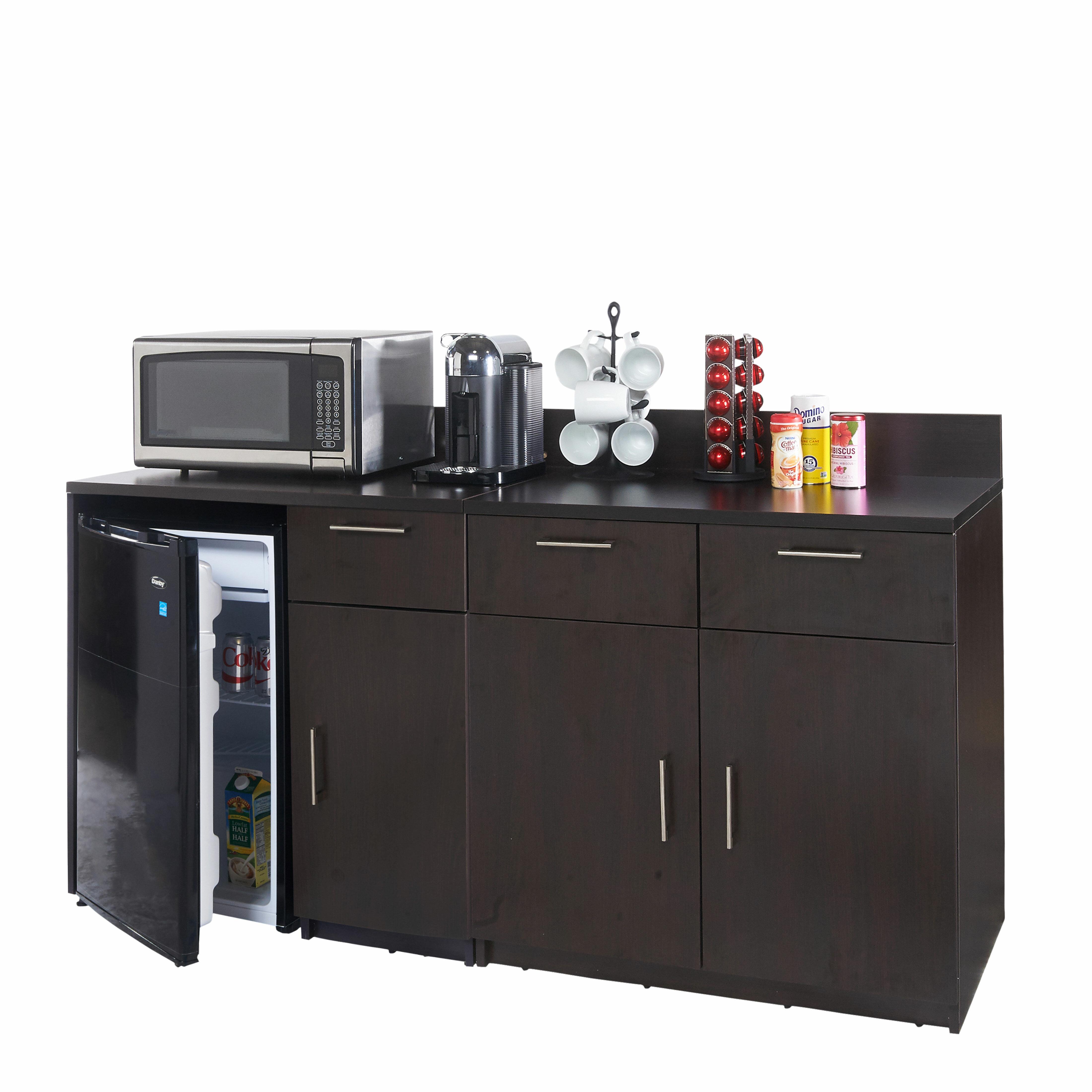 Breaktime Coffee Kitchen 36 H X 72 W X 24 D Base Cabinet Wayfair
