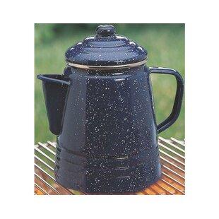 Coleman Percolator 9-Cup Enameware Coffee Maker