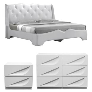 Madrid Platform Configurable Bedroom Set