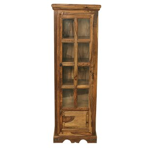 Belcher Display Cabinet By Alpen Home