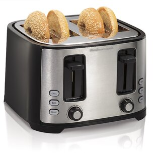 4 Slice Extra-Wide Slot Toaster