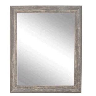 Gracie Oaks Aina Urban Cottage Accent Mirror