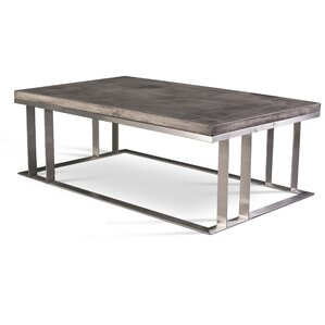 Laurinda Metal Coffee Table by 17 Stories