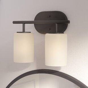 Three Posts Bagwell 2-Light Vanity Light