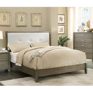 Redman Upholstered Platform Bed by Trule Teen