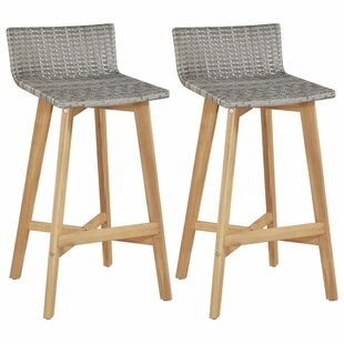 Giancarlo 90cm Bar Stool (Set Of 2) By Isabelline