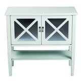 Winchell 2 Door Accent Cabinet by Charlton Home®