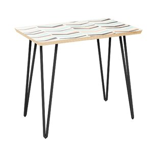 Everhart End Table by Corr..