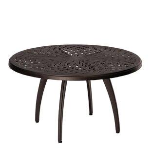 Apollo Metal Coffee Table by Woodard