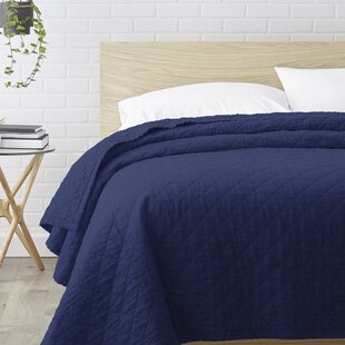 Laurel Foundry Modern Farmhouse Susann Quilted Washed Coverlet
