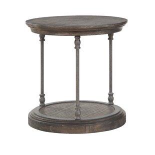 Burner End Table
