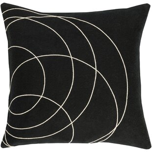 Bold Wool Pillow Cover