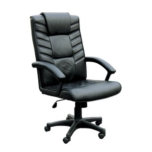 Best Price Coutee Executive Chair by Ivy Bronx Reviews (2019) & Buyer's Guide