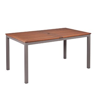 Maitland Aluminum Dining Table