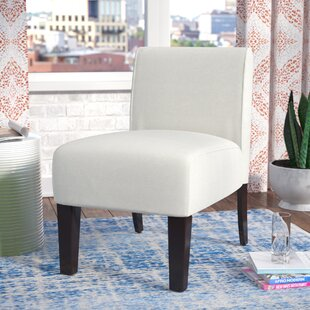Arrandale Slipper Chair by Wrought Studio
