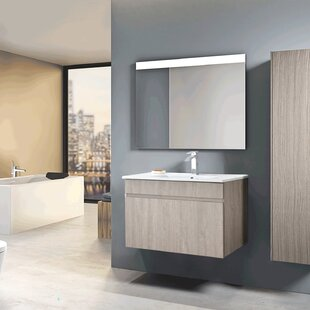 Find The Perfect Floating U0026 Wall Mounted Bathroom Vanities ...