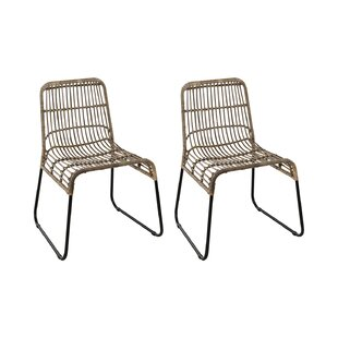 Beech Dining Chair (Set Of 2) By Bay Isle Home