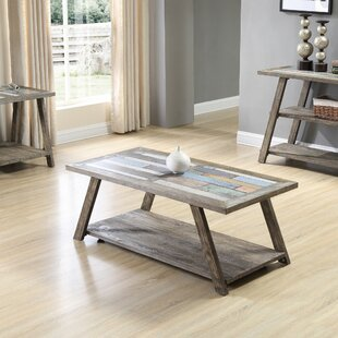 Howington Coffee Table by Highland Dunes