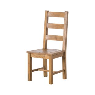 Charette Solid Wood Dining Chair By Union Rustic