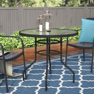 Ridener Glass Bistro Table