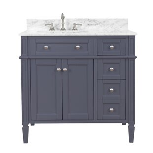 Hailey 36 Single Bathroom Vanity Set by Kitchen Bath Collection