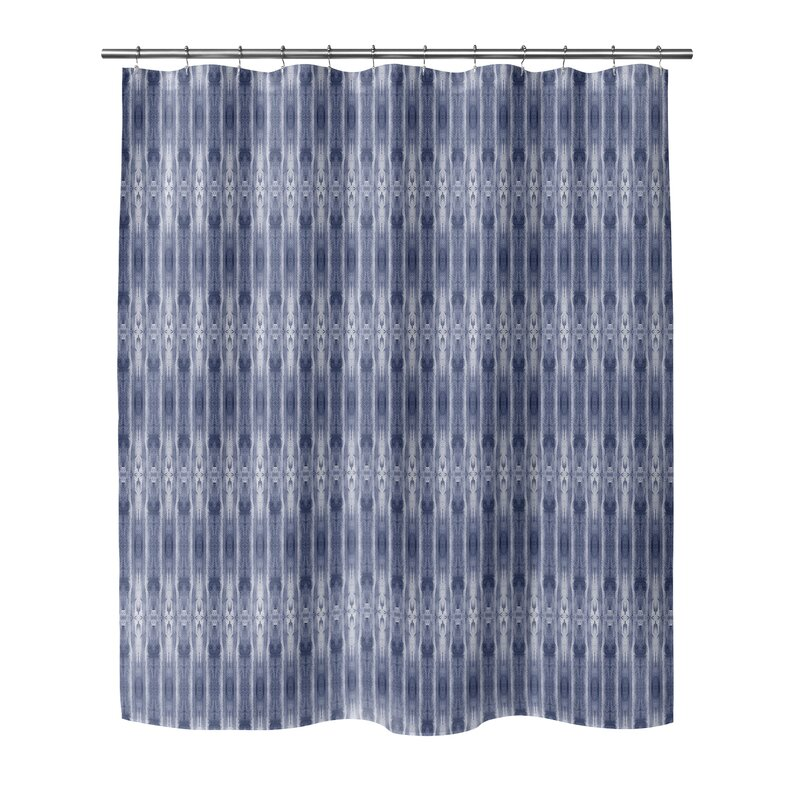 Hoefer Single Shower Curtain