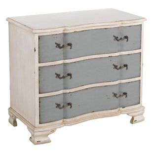 Leung 3 Drawer Chest By Bloomsbury Market