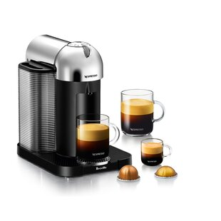 Nespresso VertuoPlus Espresso & Coffee Machine by Breville