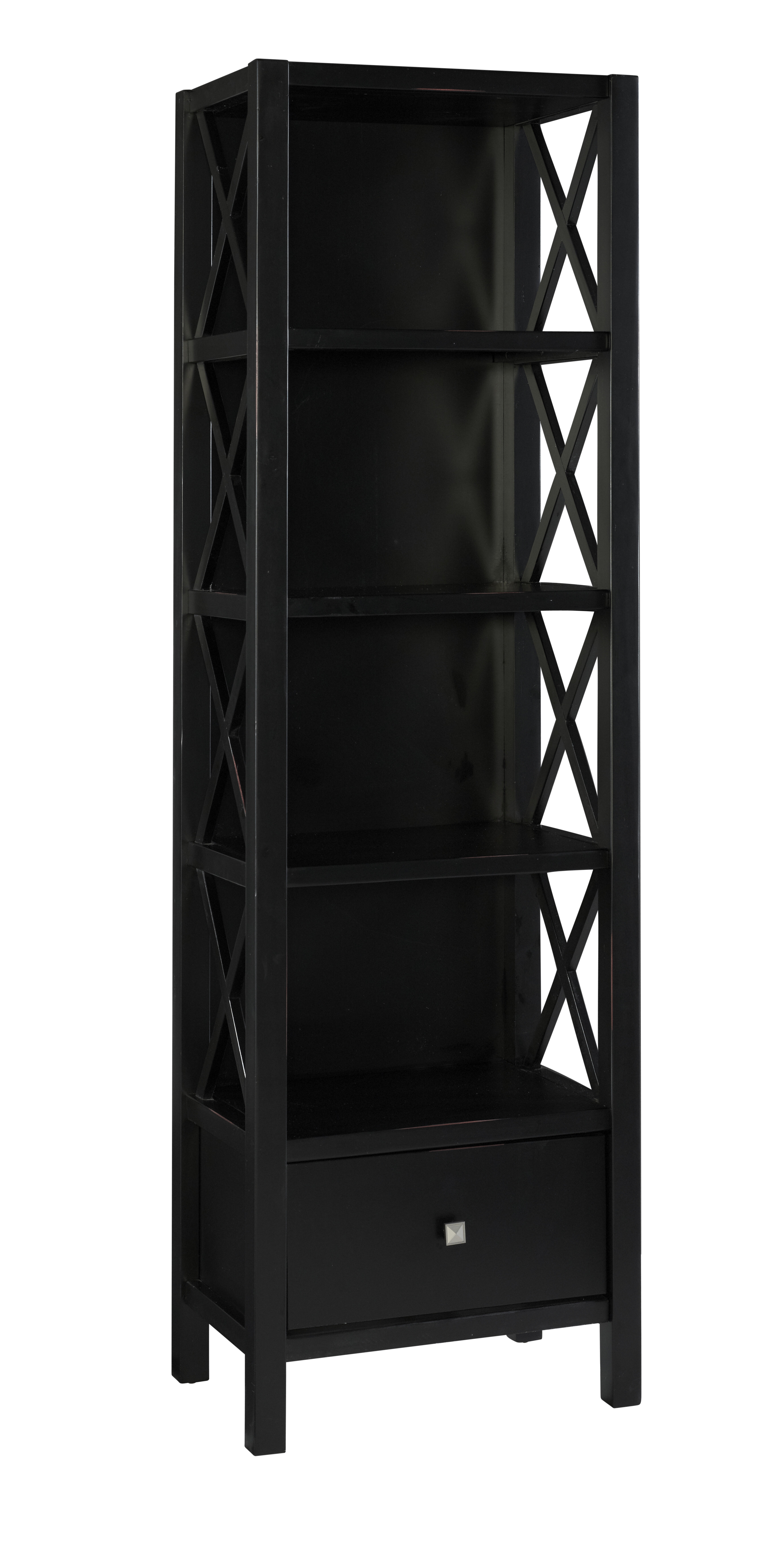 Fairlane Narrow Standard Bookcase