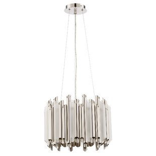 Orren Ellis Coletta 5-Light Drum Chandelier