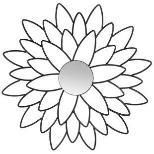 Bungalow Rose Chanelle Accent Mirror