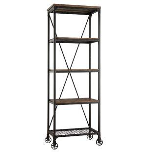 Kilmersdon Etagere Bookcase
